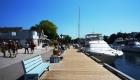 Tobermory-Ontario-Boardwalk-in-Harbour